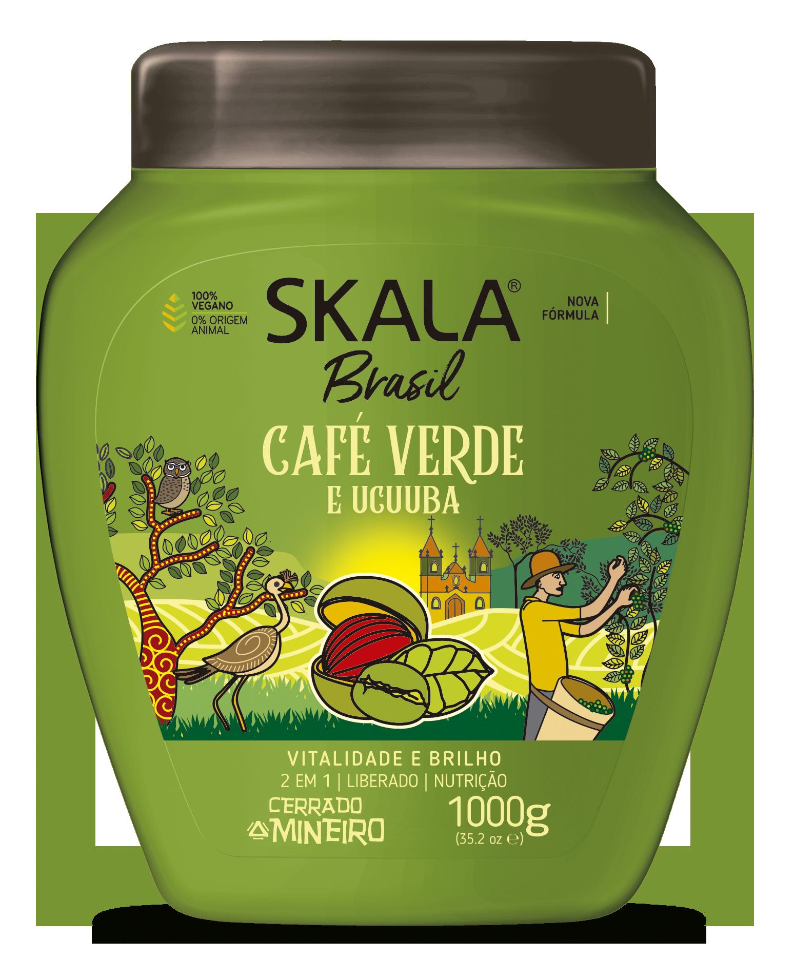 Café Verde e Ucuuba