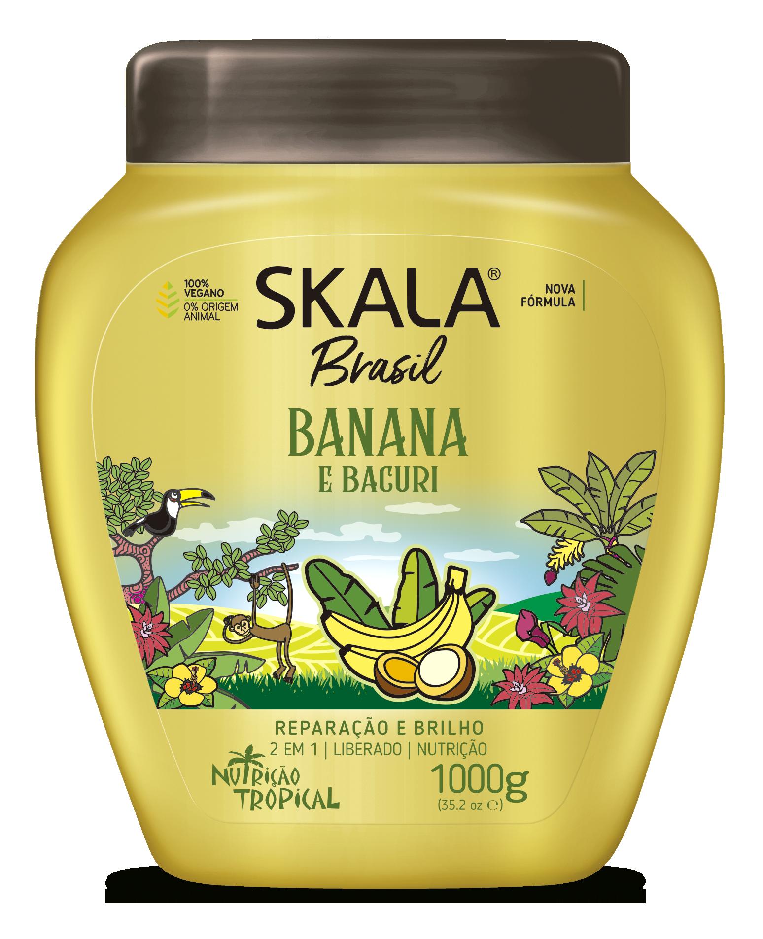 Banana e Bacuri