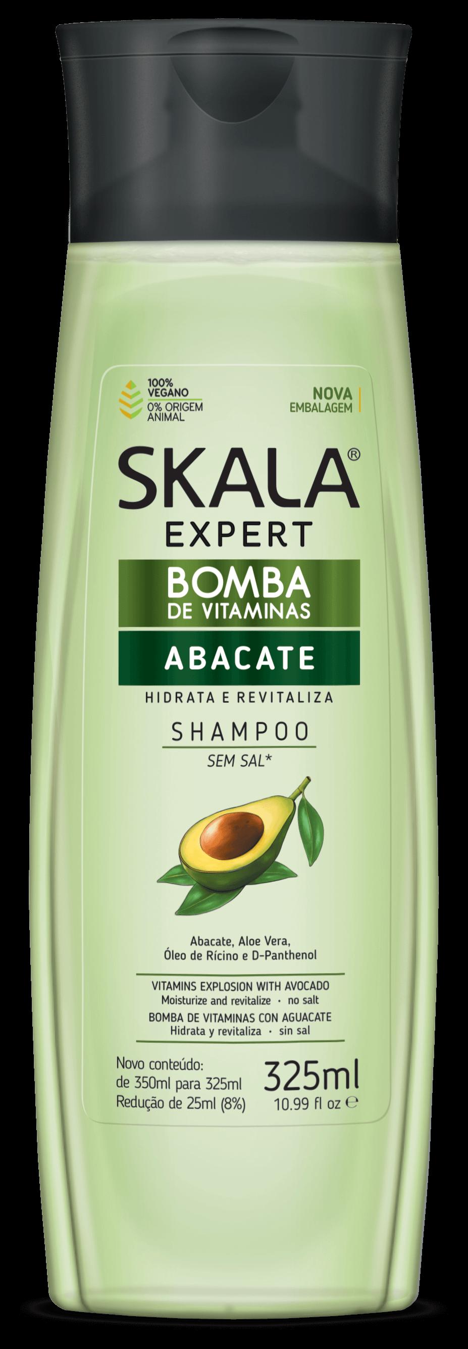 Bomba de Vitaminas Abacate