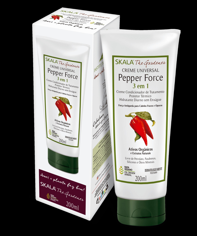 Pepper Force
