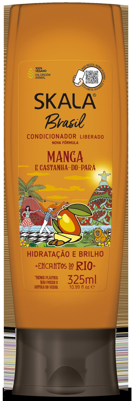 Manga e Castanha-do-Pará
